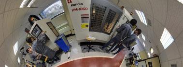 Visita virtual 360 a las instalaciones del Centro de Formación Somorrostro