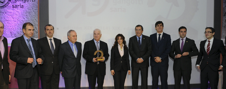 """NAVACEL"" ganadora del premio Marcelo Gangoiti"