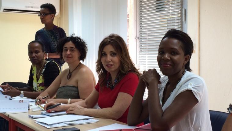 """El proyecto """"Business women"""" se traslada a las Antillas"""