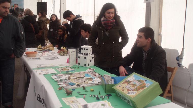 EKOJOKO, un monopoli pensando en el Medio Ambiente