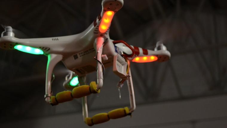 Curso de piloto de DRONES en Somorrostro