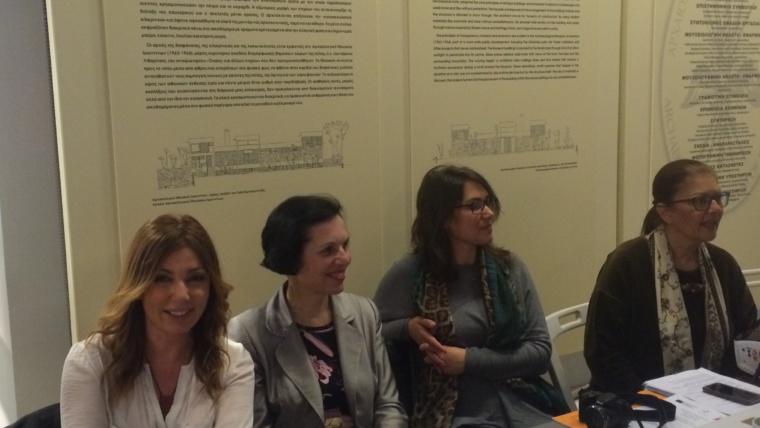 """El proyecto """"Business women"""" en Ioannina (Grecia)"""