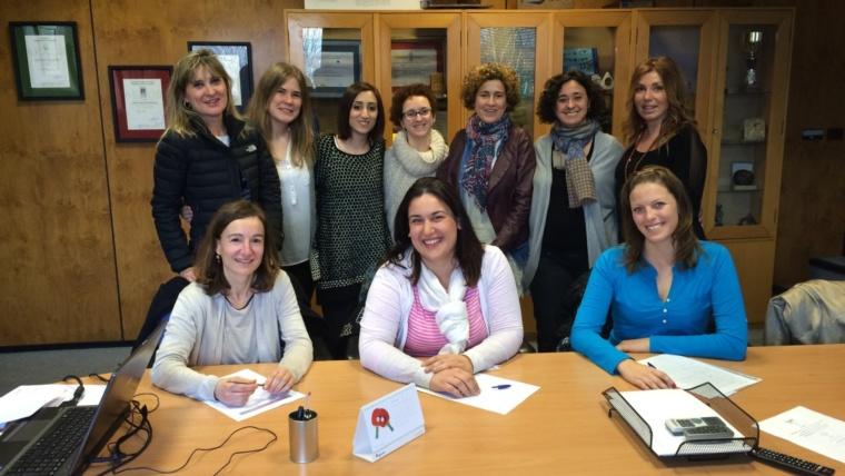 Nueva reunión del Club Business Women en Somorrostro.