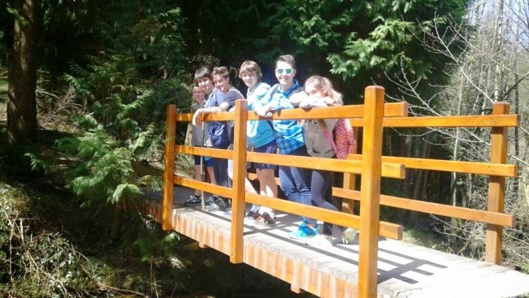 Un día en el Parque Natural del Gorbea