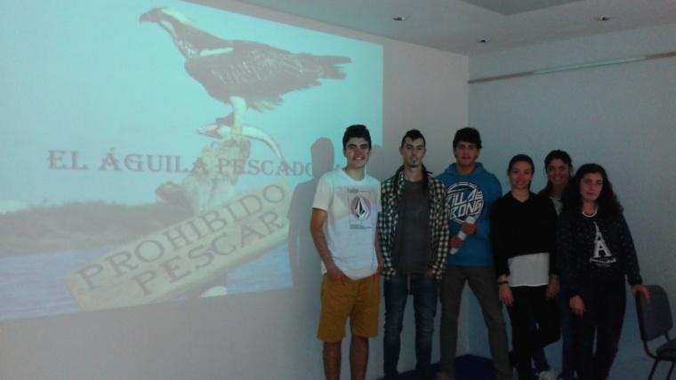 Proyecto águila pescadora