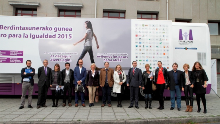 La mujer en la FP industrial claves en el desarrollo de Euskadi