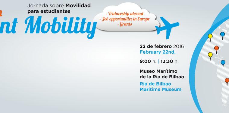 Jornada europea sobre movilidad estudiantil