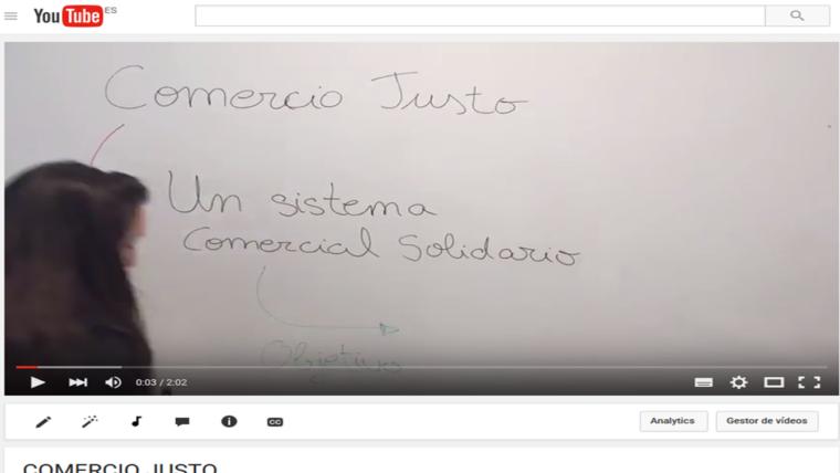 Mis razones para apoyar el proyecto #soycomerciojusto