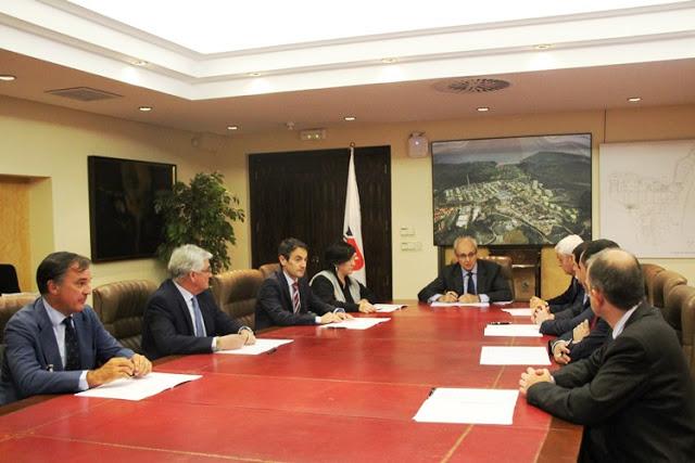 Firmado un acuerdo para mejorar la empleabilidad en nuestro entorno