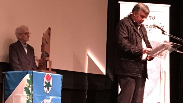 "Somorrostro ""Premio Leandro Barquín"" por su servicio a Muskiz"