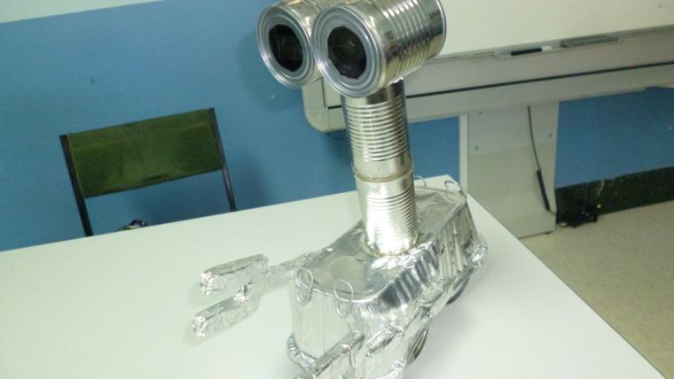 Reciclando metales en el aula