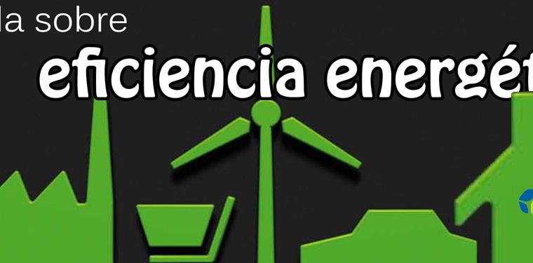 "Jornada sobre ""EFICIENCIA ENERGÉTICA"""