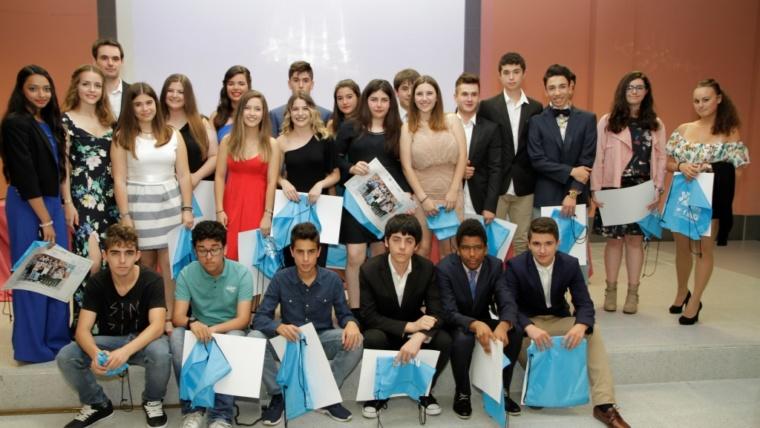 Emotiva gala de graduación del alumnado de ESO y FP básica