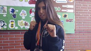 El kickboxing me hace ser mejor persona