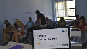 FP Básica despega con EXE: 100% del alumnado, 100% del tiempo.