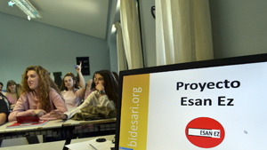 ESAN EZ, un programa innovador para prevenir el consumo de drogas entre los jóvenes