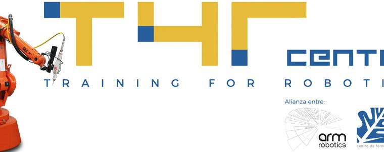 T4R center: formación en robótica industrial