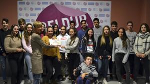 Ganadores del concurso local Beldur Barik 2017