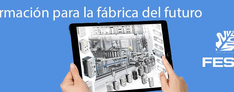 Formación para la fábrica del futuro