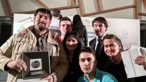 Segundo premio en el concurso STARTinnova 2018