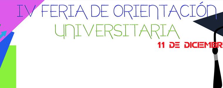 IV Feria de Orientación Universitaria