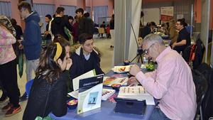 Más de doscientos estudiantes en la IV Feria de Orientación Universitaria
