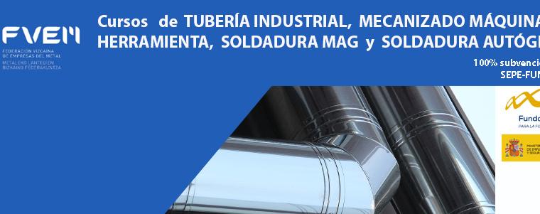Calendario de cursos subvencionados por FUNDAE-SEPE para el Sector METAL