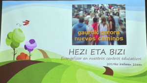 GOAZEN: El nuevo curso pastoral 2019 ya está en marcha