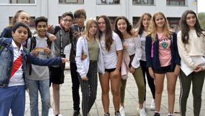 Cerca de 2000 estudiantes  comienzan el nuevo curso en Somorrostro