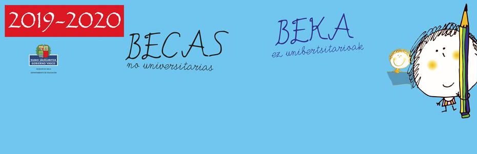 becas GV