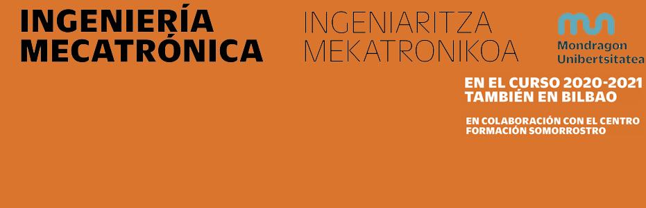 ingenieria mecatronica