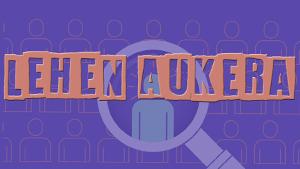 Ayudas a la Contratación de jóvenes en empresas vascas: Lehen Aukera 2020