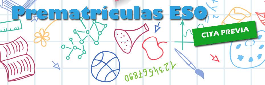 prematriculas ESO_con cita previa