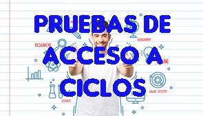 Modificado el calendario de las pruebas de acceso a ciclos formativos