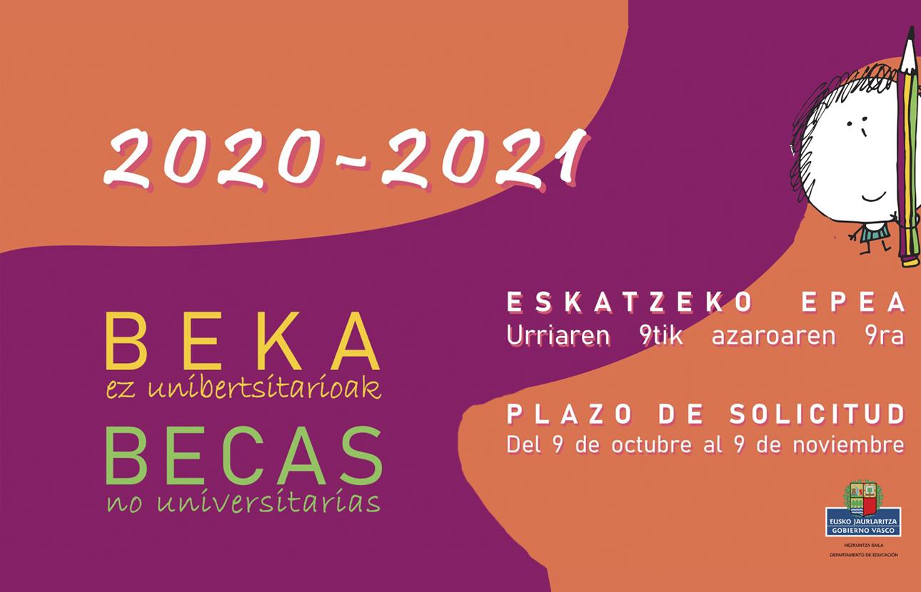Basque Government Grants 20/21