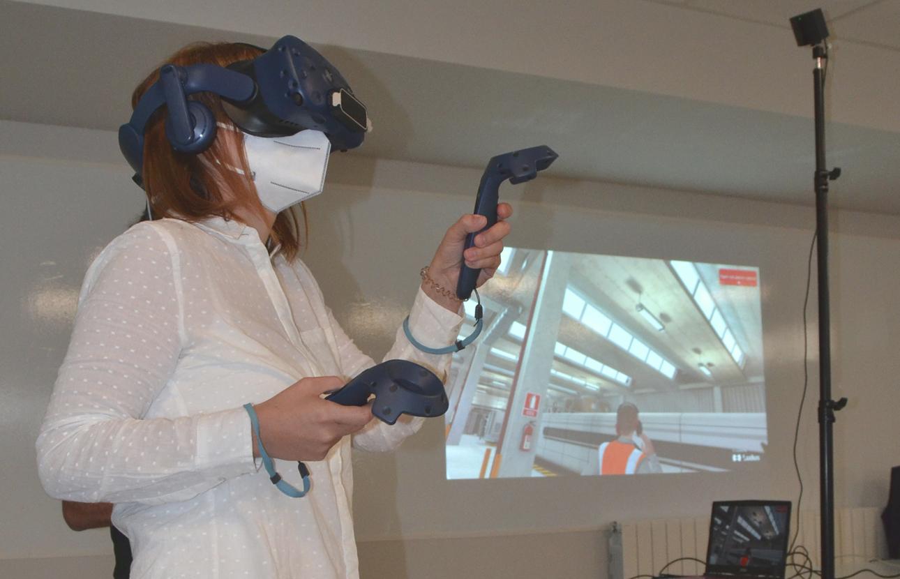 Somorrostro apuesta por la Realidad Virtual