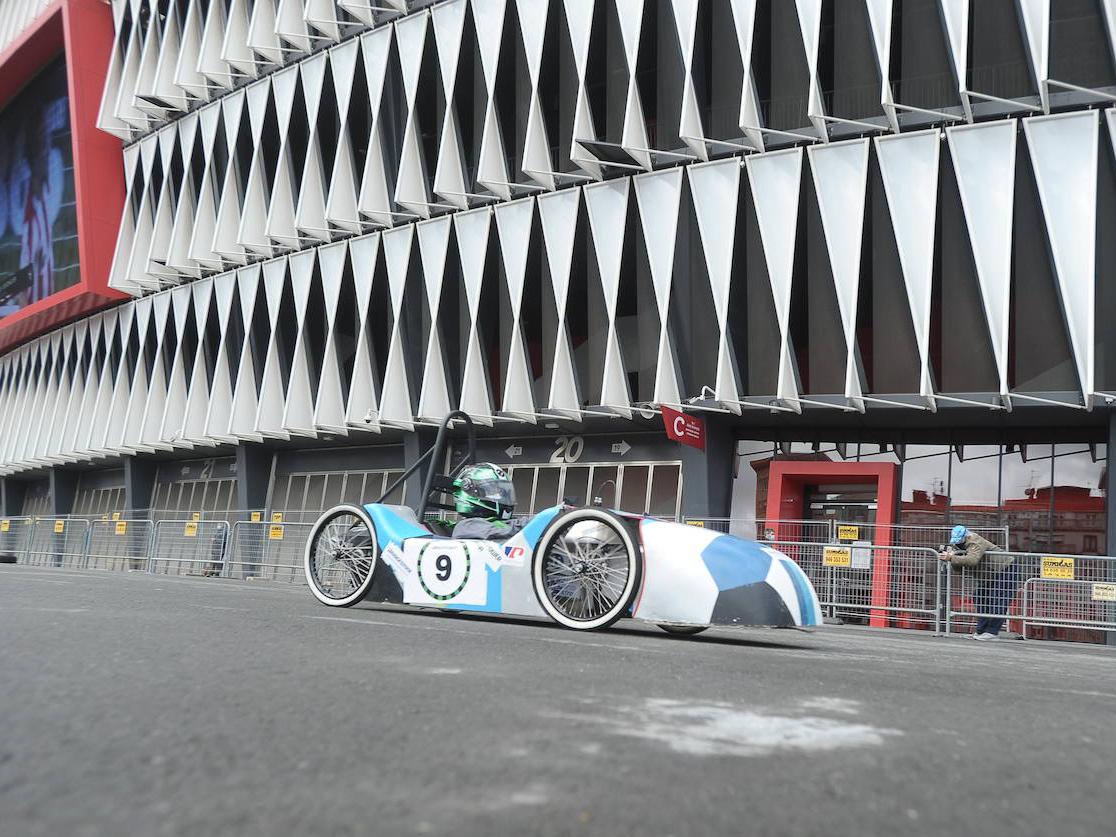 GPZ CAR triunfa en la reanudación de las carreras del campeonato Greenpower Iberia